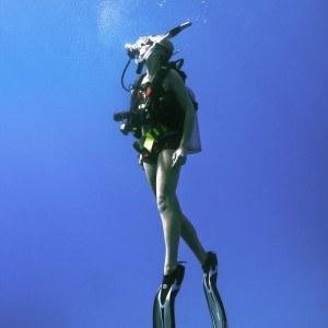 Scuba Dive to surface