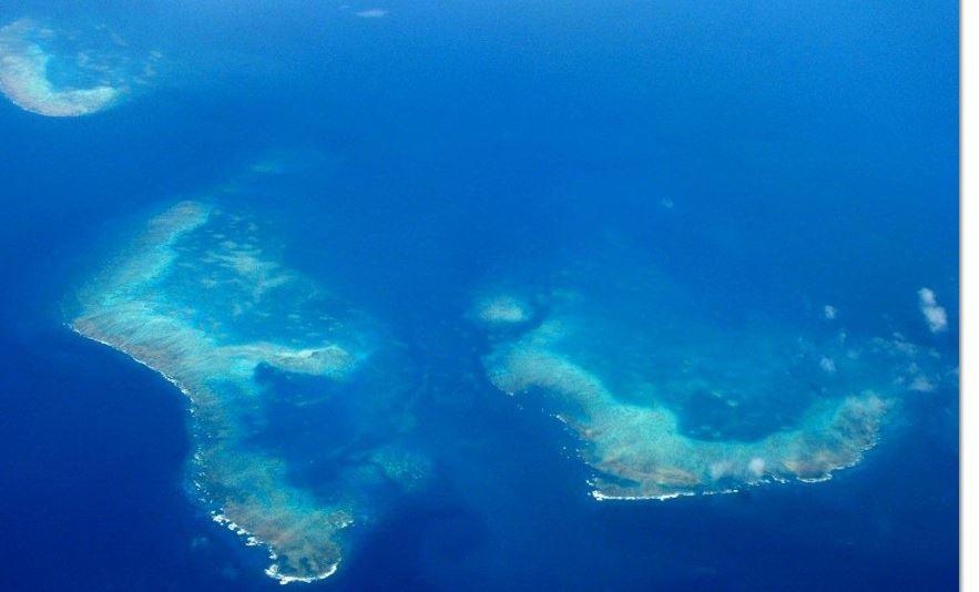 Great Barrier Reef locations - reef trip