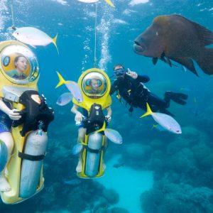Scuba Doo Underwater Scooters
