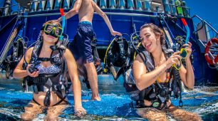 scuba diving Cairns day tour